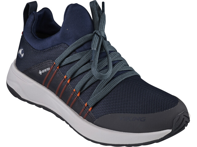Viking Footwear Engenes GTX Zapatillas Niños, navy/orange